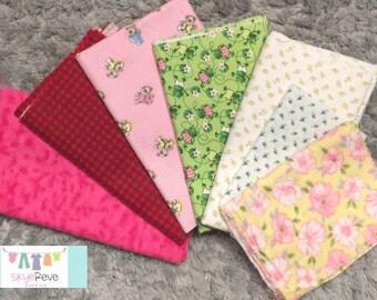 FLANNEL Fabric Bundle