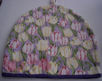 Springtime Tulips Tea Cozy