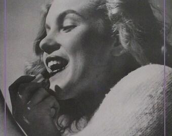 Norma Jean 22x28 Lipstick Poster 1987/88 Marilyn Monroe