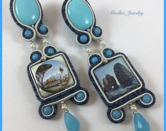 Earrings Naples