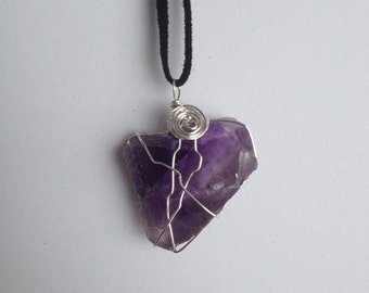 Fluorite  // Fluorite Necklace // Crystal Jewelry
