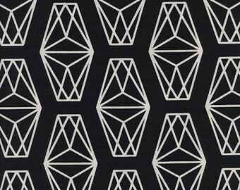 Cotton + Steel Black and White - lantern - black - 50cm