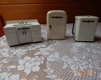 Vintage Line Mar Kitchen Set Very Rare