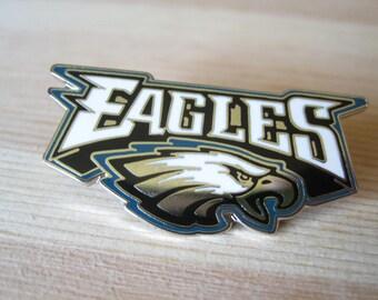 Vintage Philadelphia Eagles 1998 NFL Football Lapel/ Hat Pin