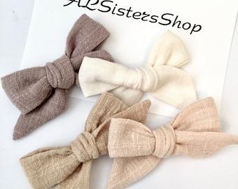 Baby headbands/Bow/girl/hair clip/baby/nylon/