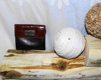 SALE! Vintage Authentic Leather BRIGHTON Wallet Purse