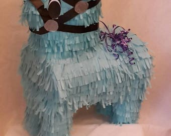 Mexican donkey piñata. Handmade. New