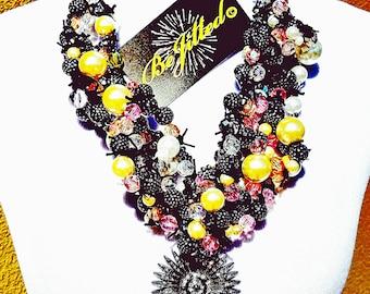 Charlottes Web  Necklace ~*
