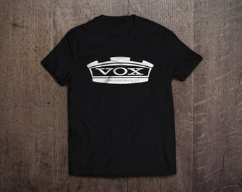 Vox Amplification T Shirt sizes S-XXL new