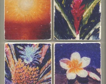 Tropical Collection - Original Coasters