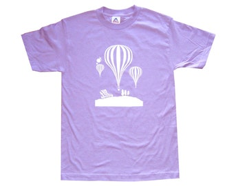 Balloons - Lavender T-Shirt