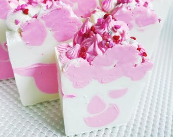 Perfect in Pink - Artisan Soap *SALE*