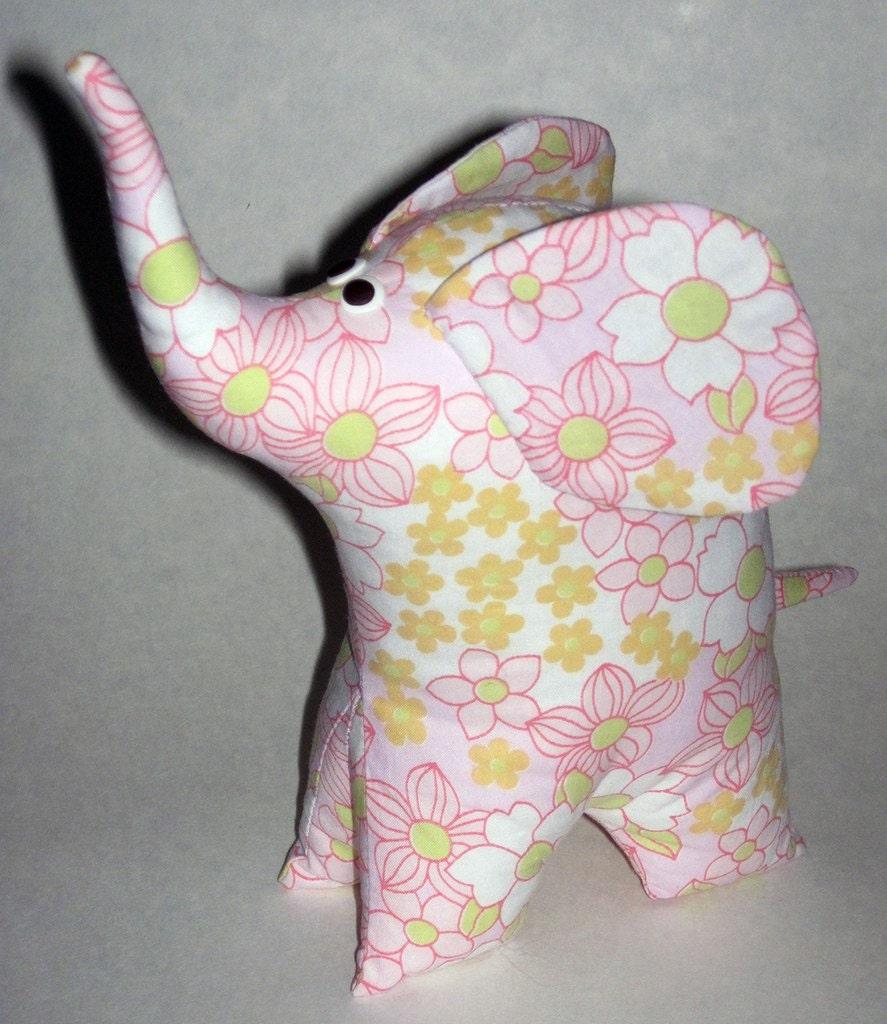 Schnittmuster Elefant Elephant Muster Muster-Elefant