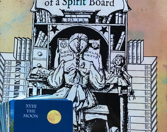 The Care & Feeding of a Spirit Board + a One Card Keepsake Tarot Reading