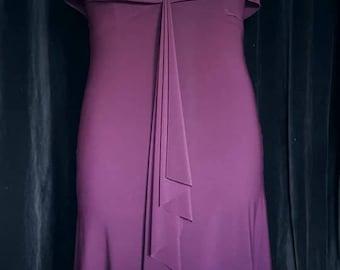 Stretch MONACO cocktail dress