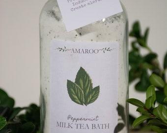 Milk Tea Bath - Peppermint