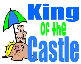 King of the Castle SVG