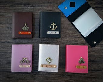 Business card cases etsy sg reheart Images