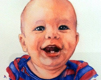 WATERART* Art commissioning, portraits, watercolour paintings