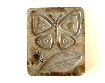 Vintage Fun Flowers Creepy Crawler Mold for Mattel Thingmaker #4520-054 c (c.1966) - Collectible Toy, Flower Mold, Curio Cabinet Oddity
