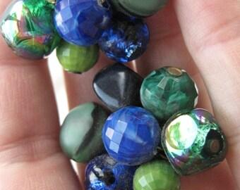 Carnegie Cluster Earrings -- 168