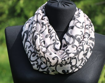 Women Scarf / Gift For Mom / Loop Scarf / Scarf For Women / Gift İdeas / Shawl For Women
