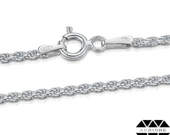 Prince of Wales chains Brand new 925 sterling silver 16 18 20 22 24 26 28 30 inch - 2.2 mm  necklaces