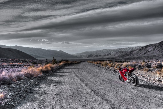 Panigale, Death Valley