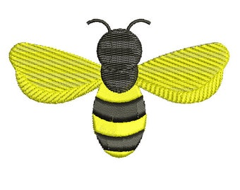 Bee Machine Embroidery Designs, instantly download