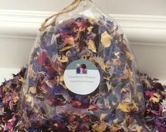 Biodegradable Petal Confetti / 1 Litre