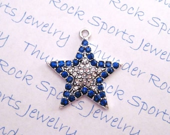 glow bags blue itm necklace sticks led party pendants star pendant x