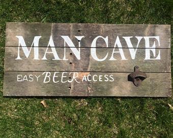 FREE SHIP Man Cave