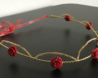 Tale as Old as Time Beauty and the Beast Crown