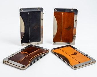Spectre CS-1 and CS-2 Minimalist Wallet