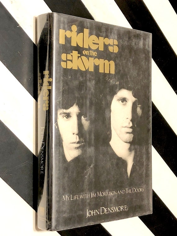 Riders on the Storm by John Densmore (1990) hardcover book