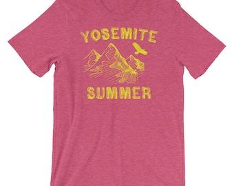 Yosemite Shirt, Yosemite Park, Yosemite Vacation, Yosemite Camping, Yosemite Gift, Yosemite Souvenir, Vintage Yosemite, Yosemite Hiking