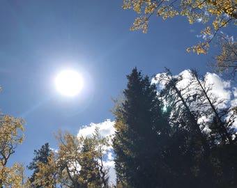 Rocky Mountain Sunshine