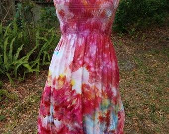 Convertible dress/skirt (L)