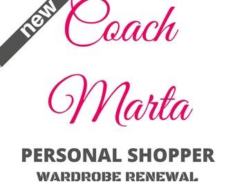 Basic Wardrobe Personal Shopper Stylist