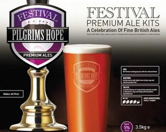 Festival Premium Ale Beer Kits Pilgrims Hope