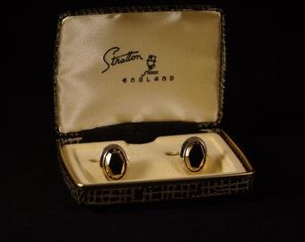 Vintage Stratton cufflinks (SIN 032)