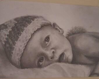 A3 Custom Portrait