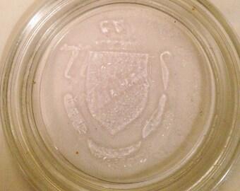 2 Vintage Victory Jar Lids