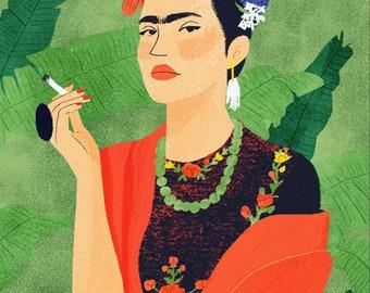 Frida – A4