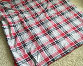Plaid LUXE Blanket