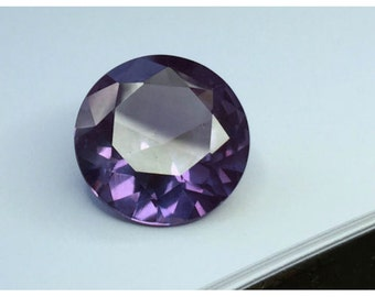 Synthetic Lab Created Alexandrite Corundum Round AAA Loose Gemstones (1mm - 15mm)