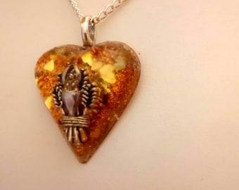 Ceres jewelery Goddess jewelery corn Goddess jewelry demeter jewelery midsummer jewelery festival jewelery harvest jewelry mabon jewelry