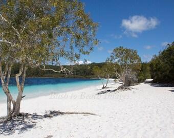 Lake Mackenzie, Fraser Island, Landscape Photography