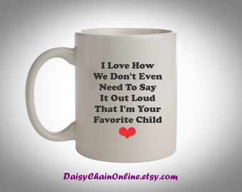 Gifr for Dad, Gift for Mom -Mothers Day Gift - Coffee Mugs, Father's Day Gift