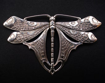 Tiffany Dragonfly Brooch